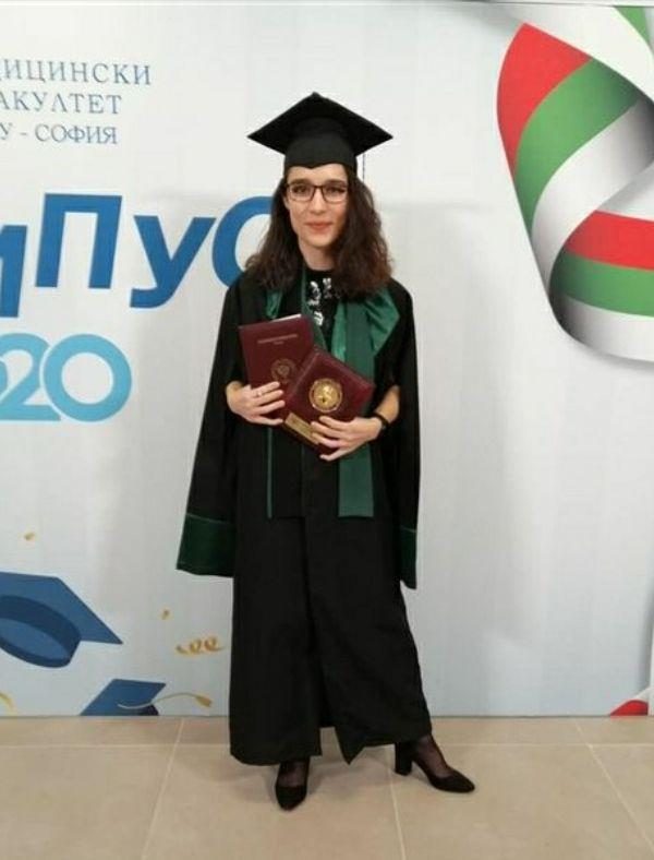 На добър час, д-р Мария Динкова